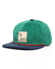 Official Brand - Habitat Skateboards X Official Cord Strapback Hat