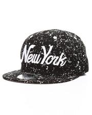 Hats - New York All Over Splatter Snapback Hat
