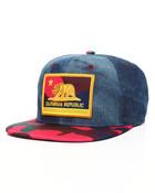 Cali DLX Strapback Hat