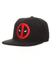 Hats - Deadpool Snapback Hat