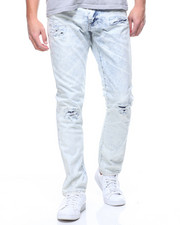 Buyers Picks - AARON BLEACHED DISTRESSED JEAN