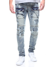 Buyers Picks - BLEACHED RINSE JEAN BY PREME