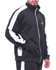 Track Jackets - Contrast Side Track Jacket (B&T)-2179375