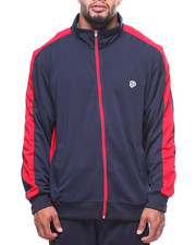 Track Jackets - Contrast Side Track Jacket (B&T)-2179384