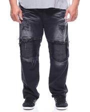 Jeans - Moto Zippered Jean