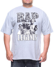 Buyers Picks - S/S Rap Legend Tee (B&T)-2177713