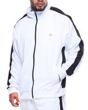 Track Jackets - Contrast Side Track Jacket (B&T)-2179360