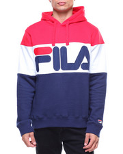 Fila - Trayton Fleece 3 Color Hoody