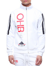Black Pyramid - OHB Logo Track Jacket