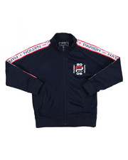 Activewear - Poly Jersey Track Jacket (8-20)