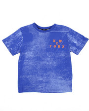 Boys - Pablo Kids NYC Can We All Get Along Tee (8-20)