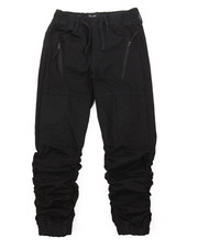 Sizes 8-20 - Big Kids - Quilted Twill Joggers (8-20)