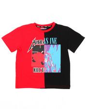 Boys - Arise Tour Split Kill Em All & Nirvana Tee (8-20)