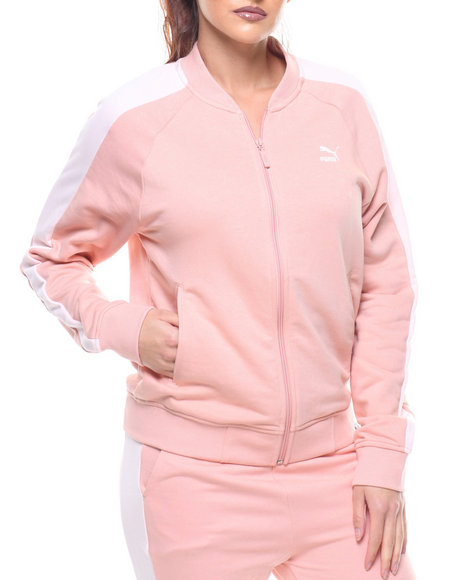 1c0920daa542 Buy Classics Logo T7 Track Jacket Women s Outerwear from Puma. Find ...