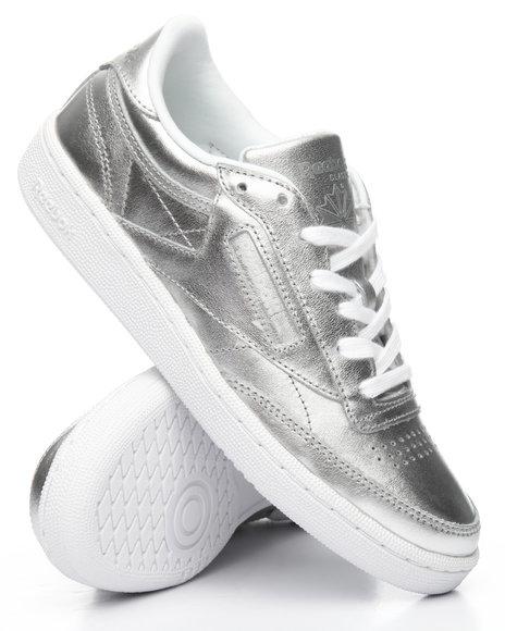 ef006a70415ec Buy Club C 85 S Shine Sneakers Women s Footwear from Reebok. Find ...
