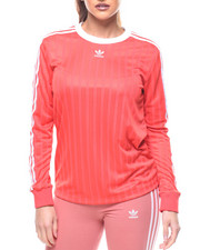 Tops - 3 Stripe Longsleeve