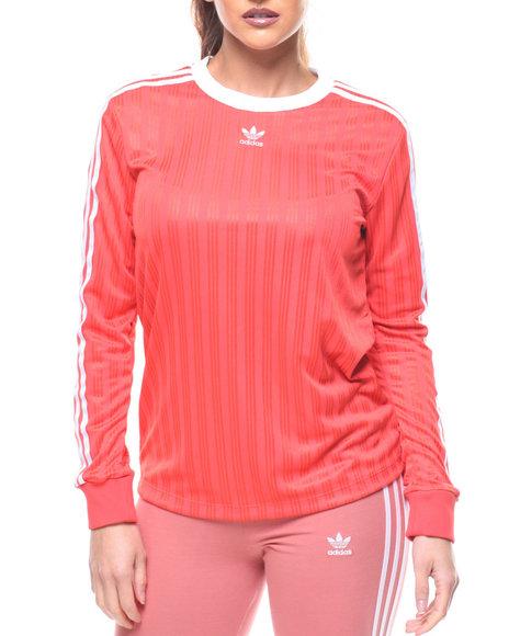 Adidas - 3 Stripe Longsleeve