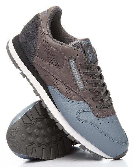 Buy Classic Leather UE Sneakers Men s Footwear from Reebok. Find ... 0c4638778