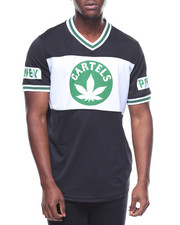 Buyers Picks - CARTEL LEAF BASEBALL JERSEY