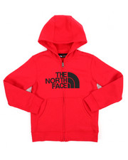 The North Face - Logowear Full Zip Hoodie (6-20)-2180945