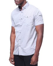 Buyers Picks - S/S ANCHOR BUTTON DOWN SHIRT
