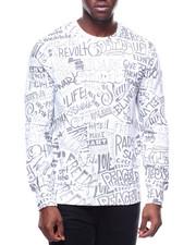 Eleven Paris - Give them Peace Graffiti SweatShirt