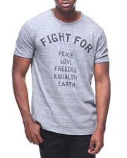 Eleven Paris - FIGHT FOR PEACE,LOVE EQUALITY TEE-2180811