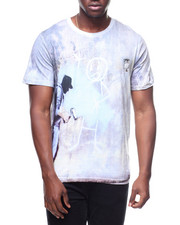 Eleven Paris - GREY GHOST BANKSY TEE-2180787