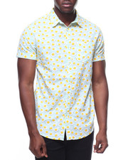 Buyers Picks - S/S EGG PRINT WOVEN SHIRT
