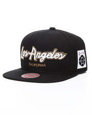 Mitchell & Ness - All Star Los Angeles Snapback Hat
