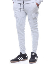 Pants - Broom Cargo Moto Fleece Pant