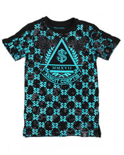 SWITCH - Foil Print Tee (8-20)-2180223