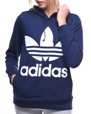 Adidas - Trefoil Hoodie