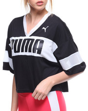 Tops - Urban Sports Cropped Tee
