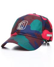Official Brand - Shozo Camo Strapback Hat-2178479