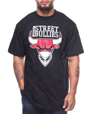 Shirts - S/S Street Bullies Tee (B&T)