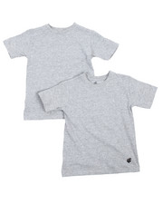 Sets - 2 Pack Crew Neck T-Shirts (6-12)