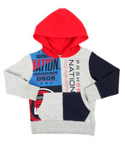 Boys - French Terry Pullover Hoodie (4-7)