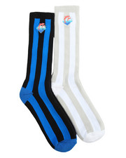 Pink Dolphin - Wavesport 2 Pack Socks