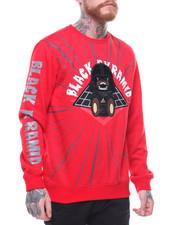 Black Pyramid - Mask Bear Crewneck Sweatshirt