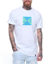 Shirts - STONED BOX LOGO TEE