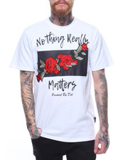 Men - NOTHING MATTER TEE