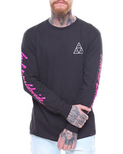 Men - NIGHT CALL TRIPLE TRIANGLE L/S