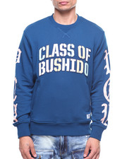 Play Cloths - BUSHIDO CREWNECK