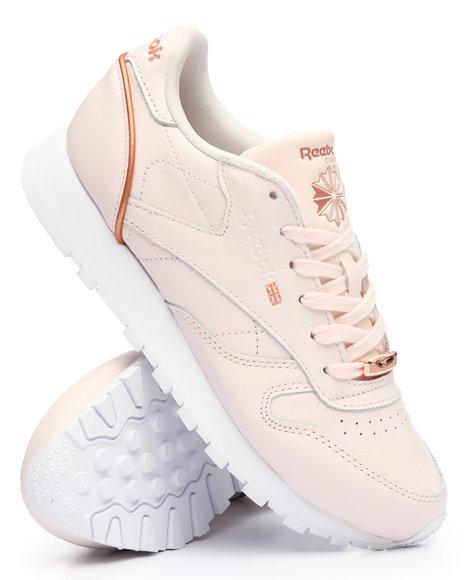 97a446d82e5 Buy Classic Leather HW Sneakers Women s Footwear from Reebok. Find ...