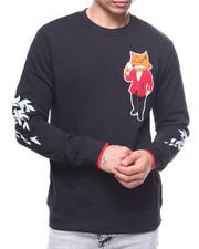 Sweatshirts & Sweaters - SLICK CREWNECK SWEATSHIRT