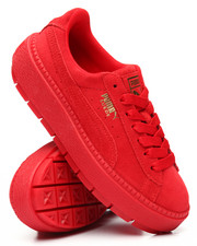 Puma - Suede Platfrom Trace VD Sneakers