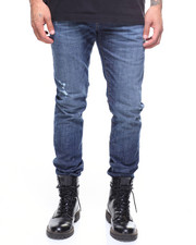 Jeans & Pants - RICKY STRAIGHT DISTRESSED JEAN-2181953