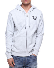 True Religion - PRIDEFULLY CRAFTED ZIP HOODY-2182695