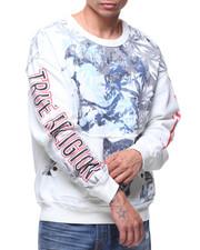 Sweatshirts & Sweaters - HEMP PRINTED PULLOVER SWEATSHIRT-2182944